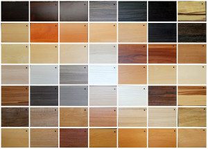 melamine wood finish range